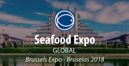 Seafood Expo Brussels 2018
